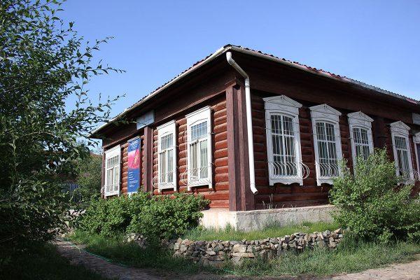 Территоря Музея
