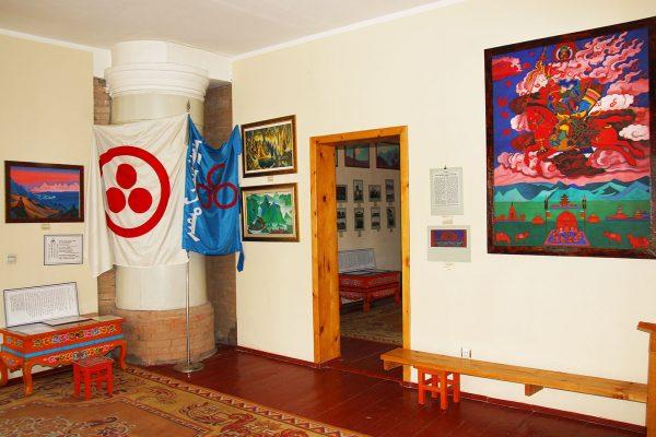 Комната Шамбалы