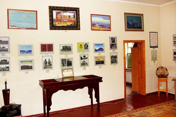 Комната Центрально-Азиатской экспедиции