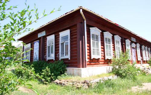 Музей Семьи Рерихов (г. Улан-Батор)