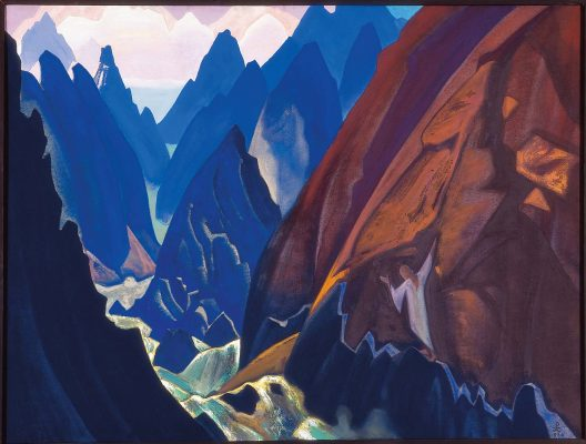 Н.К.Рерих. Путь. 1936